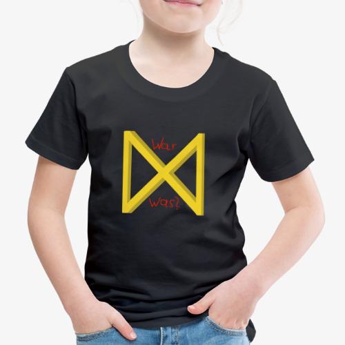 Rune Dagaz - Kinder Premium T-Shirt