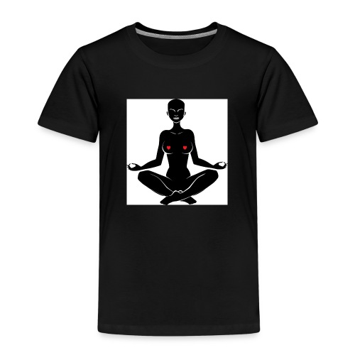 meditation - Kinder Premium T-Shirt