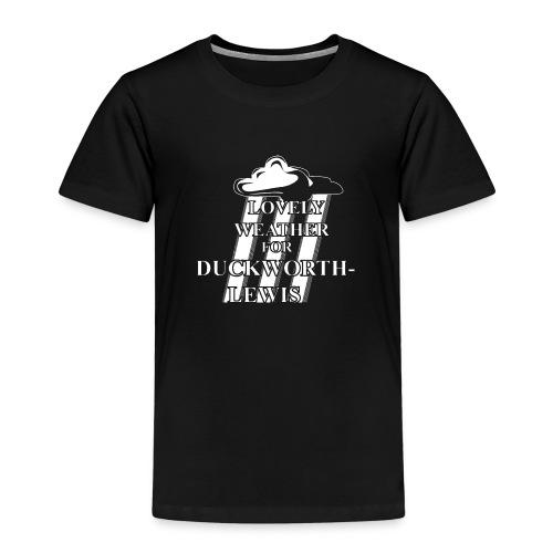 Lovely Weather - Kids' Premium T-Shirt