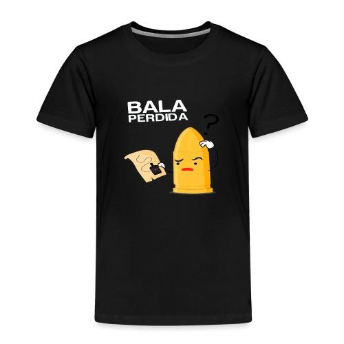 Bala Perdida / Loss Bullet - Camiseta premium niño