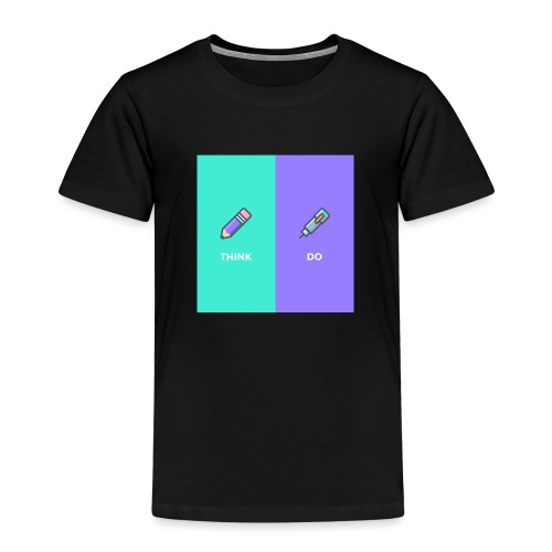Think & Do - T-shirt Premium Enfant