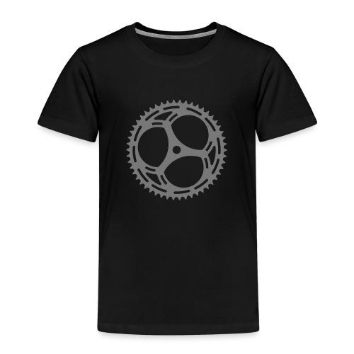 Bicycle Sprocket - Kids' Premium T-Shirt