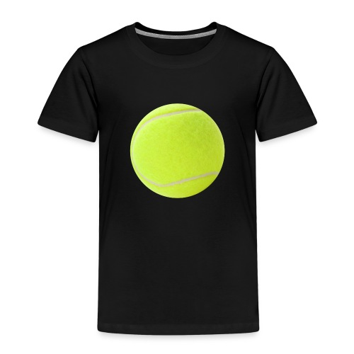 Pelota Padel / Tenis - Camiseta premium niño