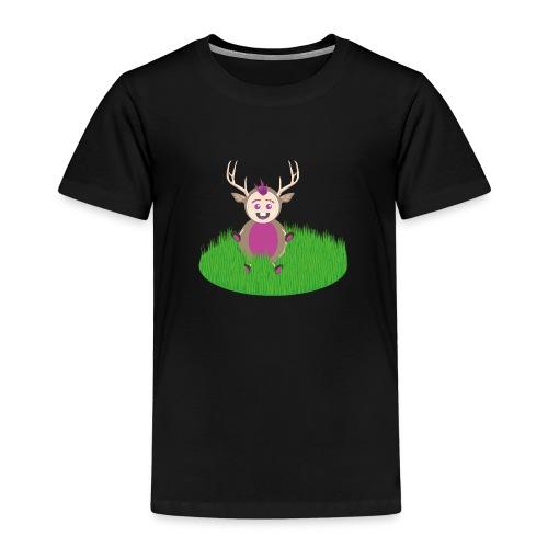 Hirsch - Kinder Premium T-Shirt