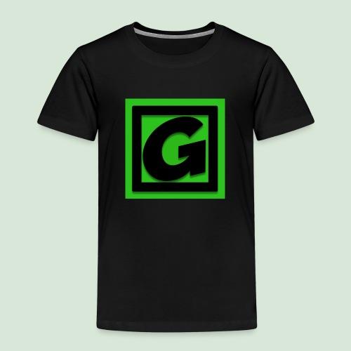G-team Logo - Kids' Premium T-Shirt