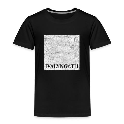 IvalynGoth Jersey - Kinderen Premium T-shirt