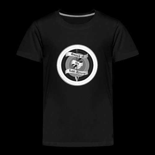 sola mitzielscheibe quadratisch png - Kinder Premium T-Shirt