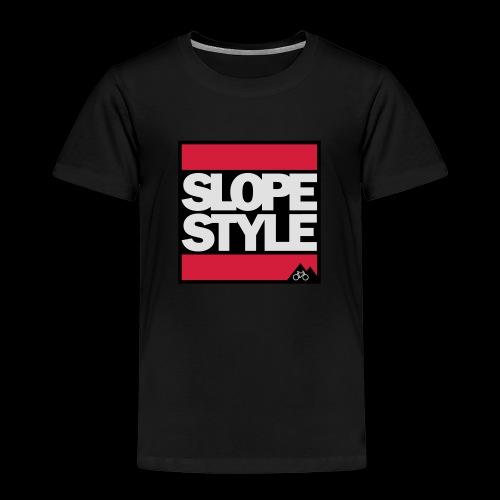 SLOPESTYLE - Kinder Premium T-Shirt
