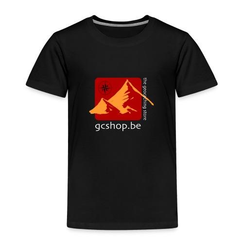logo-big - Kinderen Premium T-shirt