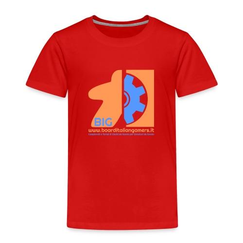 BIG - Maglietta Premium per bambini
