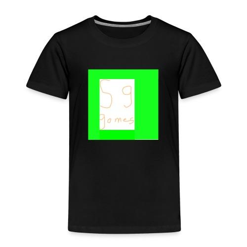 DHdhf - Kinderen Premium T-shirt
