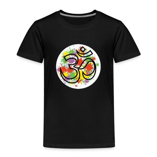 om - T-shirt Premium Enfant