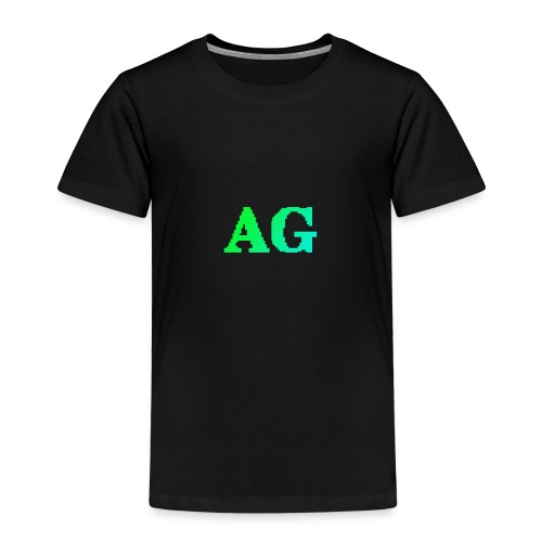 ATG Games logo - Lasten premium t-paita