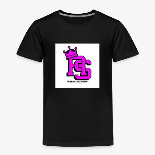 RS - Camiseta premium niño