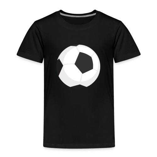 soccer ball - Maglietta Premium per bambini