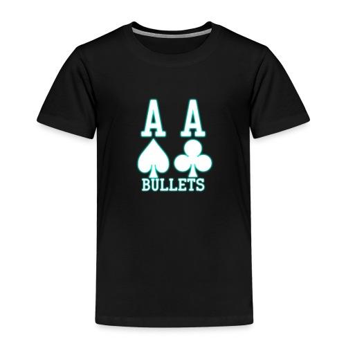Glowing Aces - Kids' Premium T-Shirt