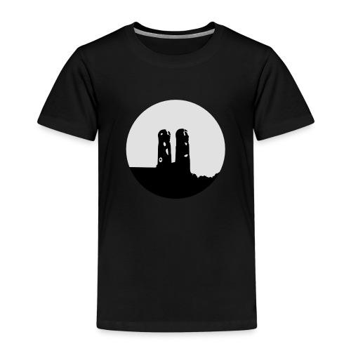 30mm 10cm Munich München Frauenkirche Logo - Camiseta premium niño