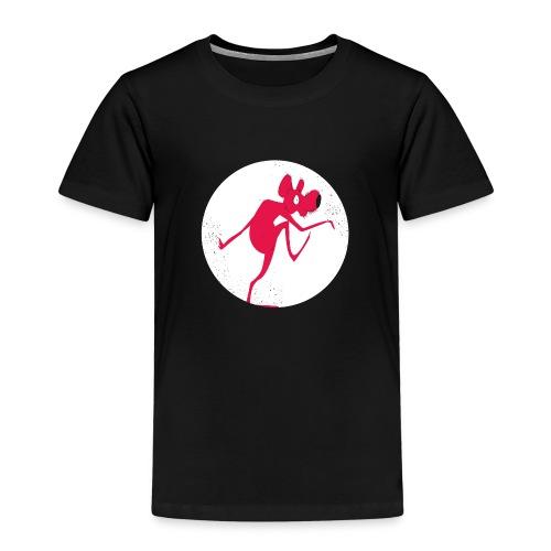 Rat prenant la poudre d'escampette - T-shirt Premium Enfant
