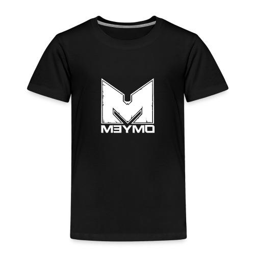 Meymo Logo Weiß - Kinder Premium T-Shirt
