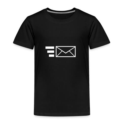 Icoon envelop - send items - Kids' Premium T-Shirt