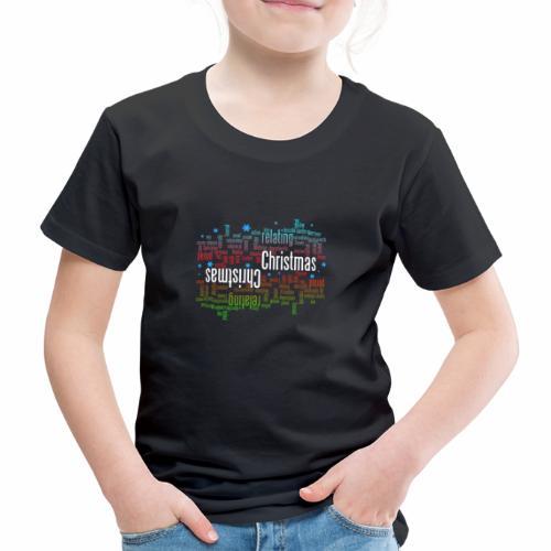 DESCRIBE CHRISTMAS - Kinder Premium T-Shirt