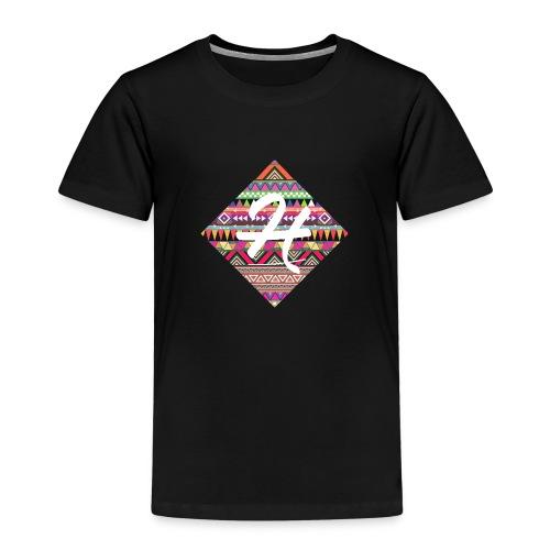 patternhipsterprinthenkh - Kinderen Premium T-shirt