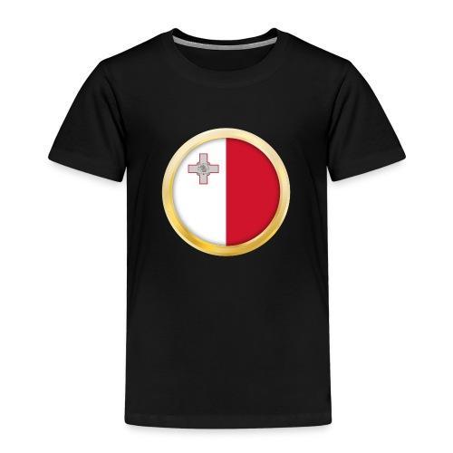 Malta - Kinder Premium T-Shirt