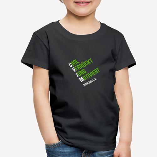 Logo © CVJM Ruhland e.V. groß - Kinder Premium T-Shirt