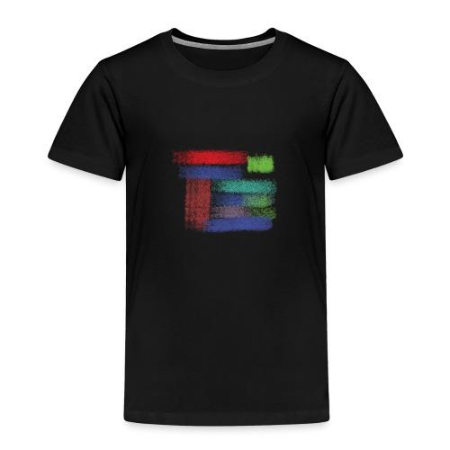 Farben von meine kleine Prinzessin - Kinder Premium T-Shirt
