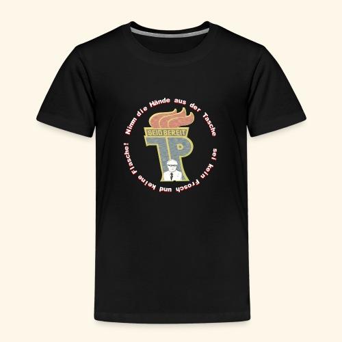 Pionier DDR Honecker Shirt Geschenk Idee - Kinder Premium T-Shirt