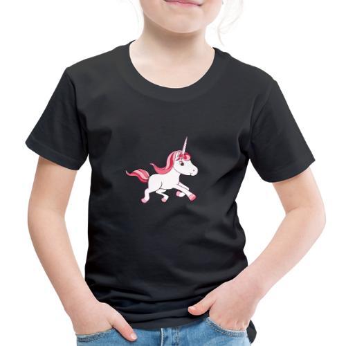 Mein kleines Einhorn - Kinder Premium T-Shirt