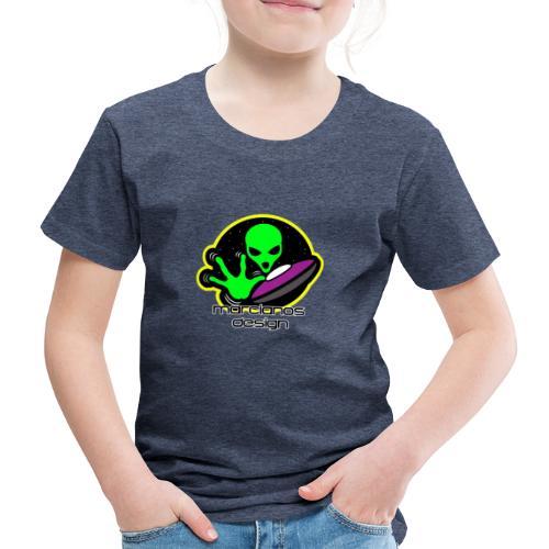 Logo Marcianos - Camiseta premium niño