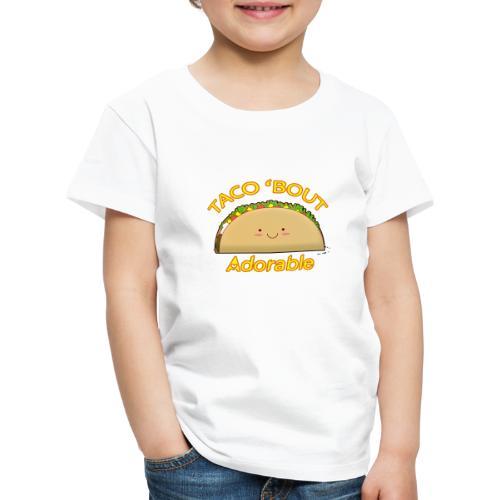 taco - Maglietta Premium per bambini