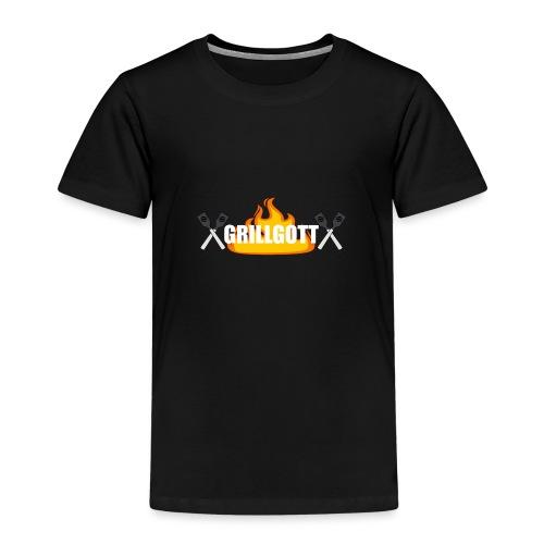 Grillgott Barbecue Experte - Kinder Premium T-Shirt