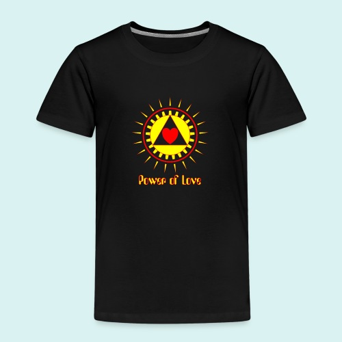 Power of Love - T-shirt Premium Enfant