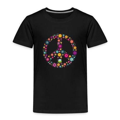 Peace and Love - T-shirt Premium Enfant
