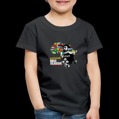 RASTAFARI ALL NATIONS - Kinder Premium T-Shirt