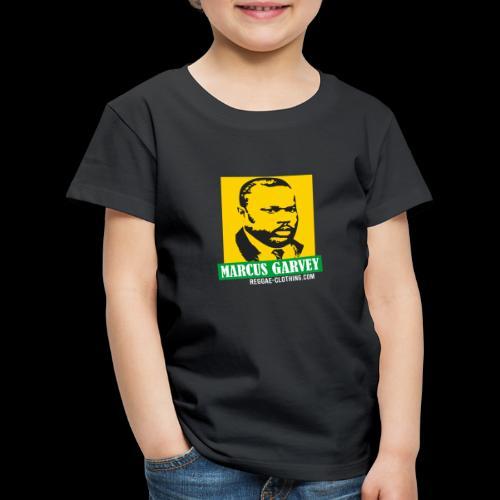 MARCUS GARVEY YELLOW GREEN SUBMARINE - Kinder Premium T-Shirt