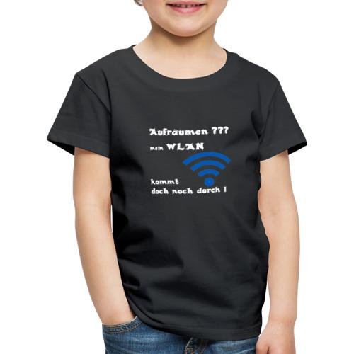 Wlan WE - Kinder Premium T-Shirt