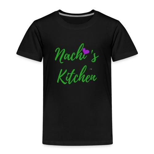Nachi s Kitchen Logo - Kids' Premium T-Shirt