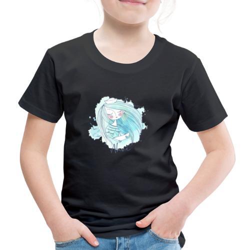 Meermädchen Ahoi - Kinder Premium T-Shirt