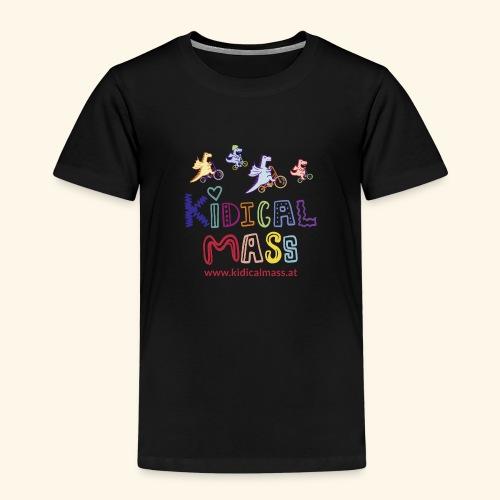 Kidical Mass 2021 - Kinder Premium T-Shirt