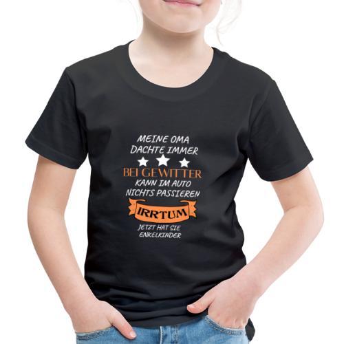 OMA - Kinder Premium T-Shirt