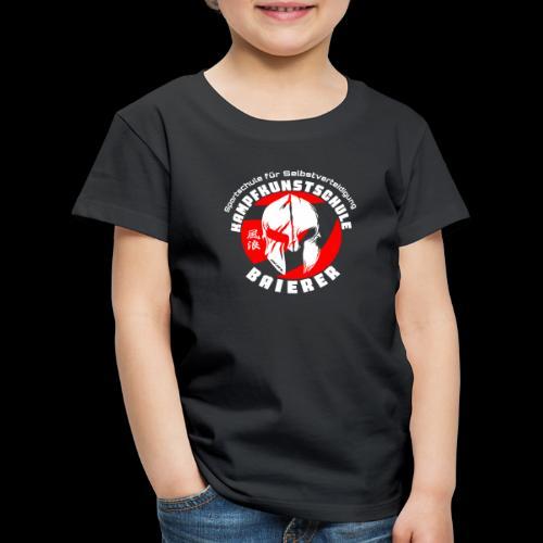 Kampfkunstschule Baierer Kollektion 2021 - Kinder Premium T-Shirt