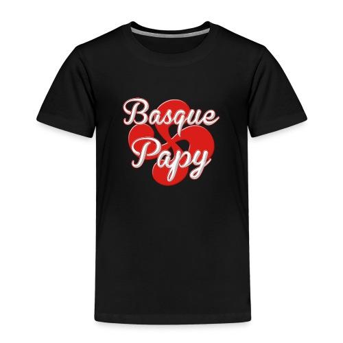 Papy Basque - T-shirt Premium Enfant