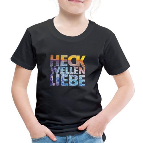 SuK - Heckwellen Liebe - Kinder Premium T-Shirt
