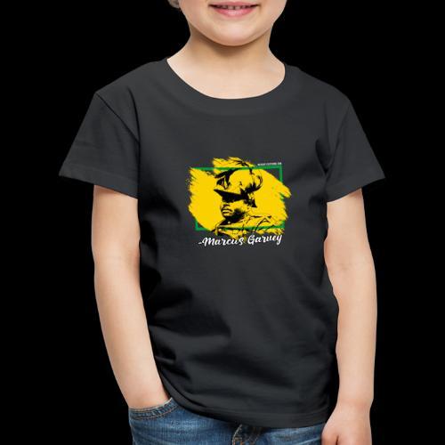 MARCUS GARVEY by Reggae-Clothing.com - Kinder Premium T-Shirt
