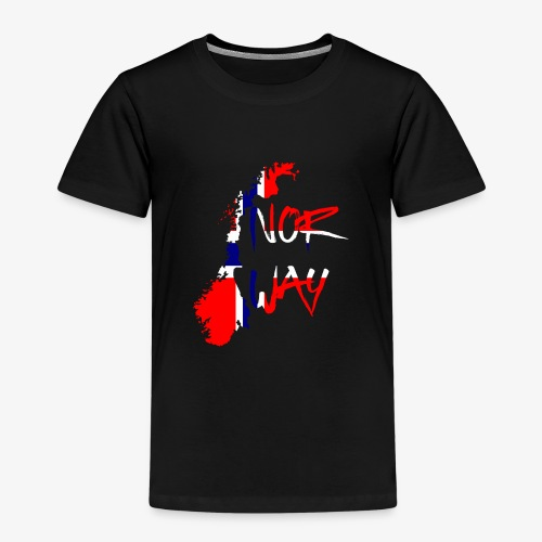 Norway Norwegen - Kinder Premium T-Shirt