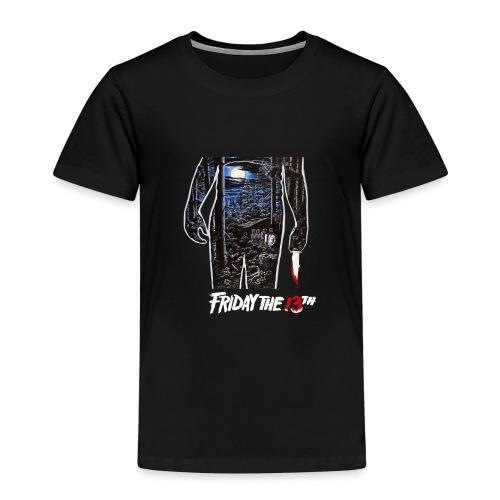friday the 13th original merch - Maglietta Premium per bambini