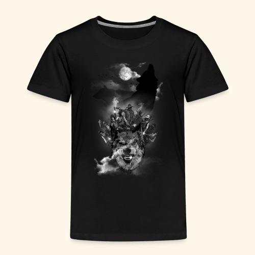 Bande de cowboys - T-shirt Premium Enfant